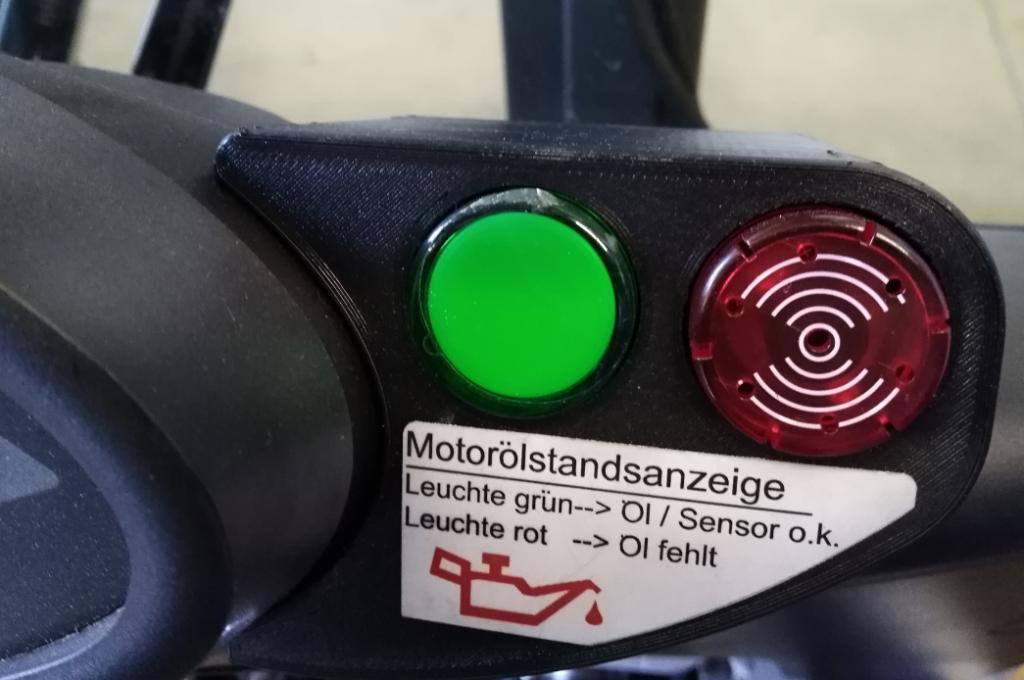motoroelstandskontrolle